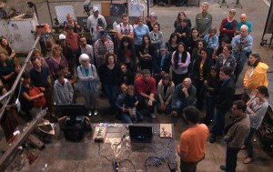 Am Steel Second Saturday Art Tour! @ American Steel Studios   Oakland   California   United States