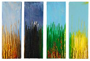 """""""Four Seasons"""" Esti Sosnik"""