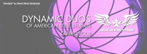 Dynamic Duos: Second Saturday Guided Tour  @ American Steel Studios | Oakland | California | United States